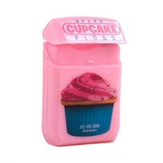 Cupcake Floss - Cupcake - Fun Stuff