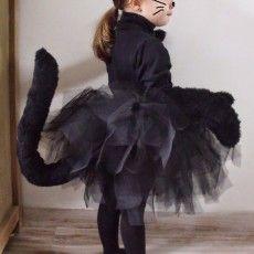 costumes de chat pour halloween sur pinterest costumes d. Black Bedroom Furniture Sets. Home Design Ideas