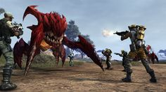 """Game  Zone: Play online game """" DEFIANCE """""""