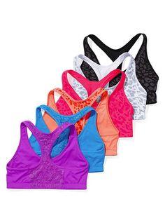 Victorias secret pink--Yoga racerback bra with lace. Cute! Preparing for those summer runs!