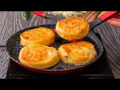 Skvělá večeře pouze ze 3 ingrediencí| Chutný TV - YouTube Dory, Cornbread, Entrees, Buffet, Bakery, Food And Drink, Veggies, Appetizers, Potatoes