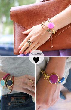 Loving this pretty bracelet!