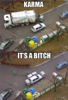 well played garbage men, well played