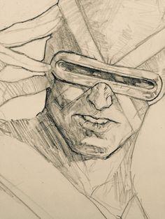 Uncanny Cyclops by Dave Seguin *