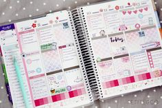 Petite&Co Blog - Hello petite paper - planner stickers and accessories