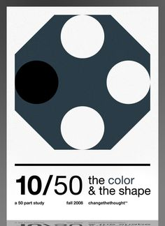 Change The Thought (Christopher Cox) - Colour And Shape