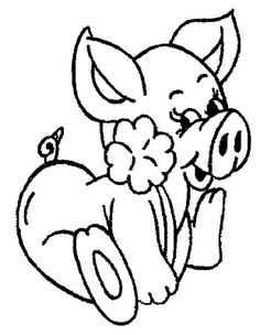 Pig Template - Animal Templates | Free & Premium Templates ...