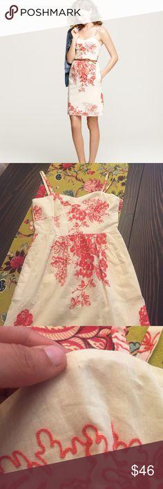 Selling this J. Crew Paradisa Dress in my Poshmark closet! My username is: rgertson. #shopmycloset #poshmark #fashion #shopping #style #forsale #J. Crew #Dresses & Skirts