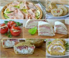 Raccolta di ricette per antipasti freddi estivi, tante idee sfiziose e facilissime, ideali per un buffet, cena estiva, aperitivo, ricette per l'estate