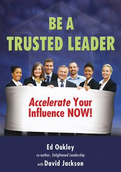 Our team designed the cover of this book for Ed Oakley. http://www.enleadership.com/#