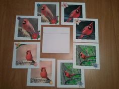 Wildlife Note Cards  Cardinals by WildlandCreations on Etsy, $8.50