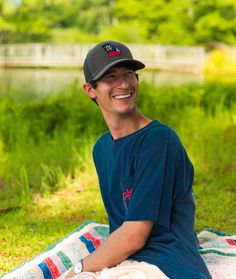 a32320c95220cd Georgia Flag Meshback Trucker Hat | Peach State Pride Southern Marsh,  Southern Proper, Southern