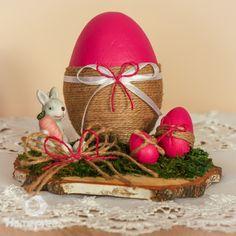 Burlap Crafts, Decor Crafts, Easter Egg Crafts, Easter Eggs, Easy Crafts To Make, Diy And Crafts, Altar Decorations, Christmas Decorations, Disney Diy Crafts
