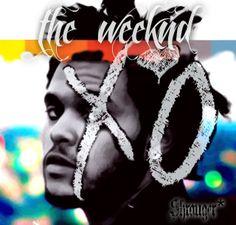 The Weeknd ART by Shrauger aka rUmPeLsTiLtSkIn www.etsy.com/shop/Lavysh