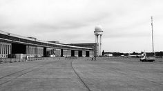 Tempelhof Airport, Berlin, Germany