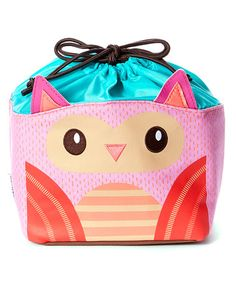 Love this Owl Yum Buddies Lunch Bag on #zulily! #zulilyfinds