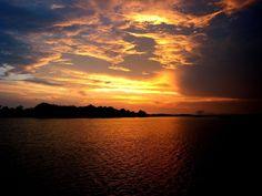 Der Amazonas, der größte Fluss der Erde  #Amazonas #Brasilien