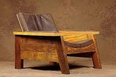 Resultado de imagen de silla madera reciclada