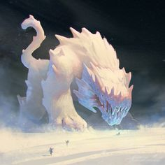 "tomjogi: ""ICE TIGER"" by ARSENIY POPOV"
