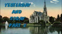 STUTTGART - Yesterday And Today / Part 2 / Damals Und Heute / Canon 650D...