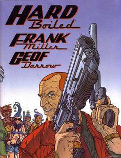 Spettacoli: #Hard #Boiled di #Frank Miller e Geoff Darrow diventa un film (link: http://ift.tt/2o7By3B )