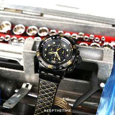 Invicta 17184 Jason Taylor Day Retrograde Chronograph | Limited Edition | KeepTheTime Watches