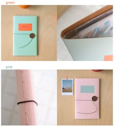 MochiThings.com: Instax Mini Book Album