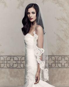 Veils ‹ Créations Vézina :: Robes de mariées / Wedding dresse :: Laval Montréal