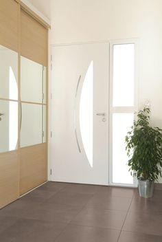 Porte d 39 entr e aluminium cotim 11 for Porte zilten cotim 11