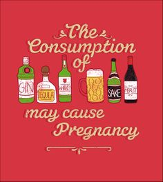 May Cause Pregnancy Foodie Fun