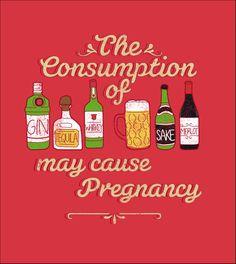 May Cause Pregnancy Foodie Fun