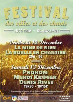 Festival des Villes et des Chants, Rillieux-la-Pape (69140), Rhône-Alpes