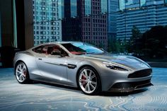 New Aston Martin
