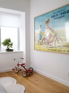 Artwork in the Living Room