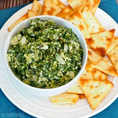Parmesan & Spinach dip: http://www.stylemepretty.com/collection/2952/