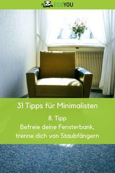 24328cd29ccf5 31 Minimalismus Tipps für Einsteiger   Fortgeschrittene I