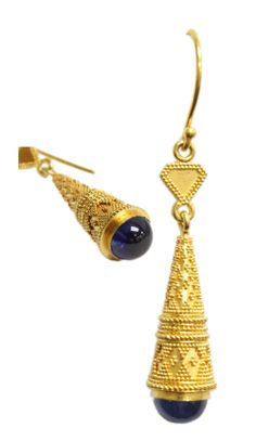 22k gold all hand made one of a kind by Neda Behnam