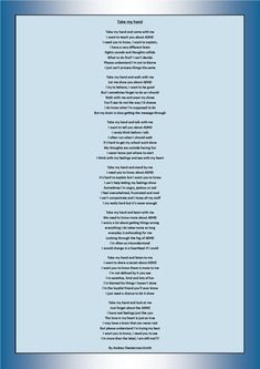 Image result for adhd poem