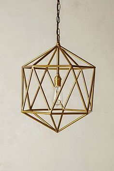 Design Megillah: Paper Straw Light Fixture