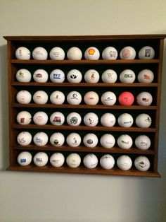 Just starting my collection:) #golfrocks