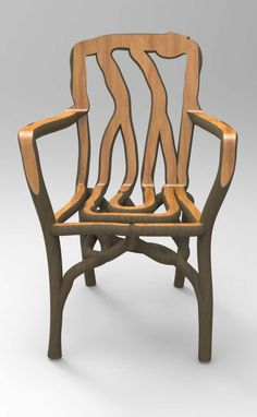 Deze Spaanse biodesigner groeit zijn eigen meubels in z'n achtertuin   The Creators Project