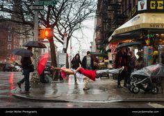 """To enjoy the rainbo"