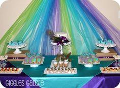 peacock+1st.+birthday+theme | 3rd Birthday Party theme?? larky-s-likes