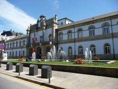 Diputacion (antes). Lugo