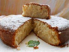 Mi mundo pinkcake: Bizcocho de peras