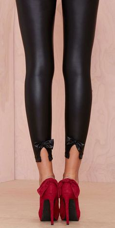 Slick leggings
