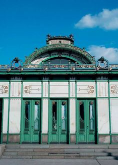 #onthisday in 1841, Otto Wagner was born in Vienna. Architect and Urban planner, Wagner was an influential figure in modern architecture: during his career he evolved from Historicism to Architectural Realism, and then on to Jugendstil. In 1897 he joined the Vienna Secession group that had been founded by Olbrich, Hoffmann and Moser.