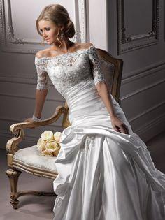 LACE<3  Maggie Sottero  Wedding Dresses Photos on WeddingWire