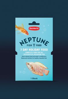 Neptune on Packaging of the World - Creative Package Design Gallery