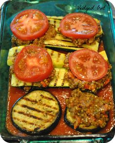 ... on Pinterest | Eggplants, Stuffed eggplant and Eggplant parmesan